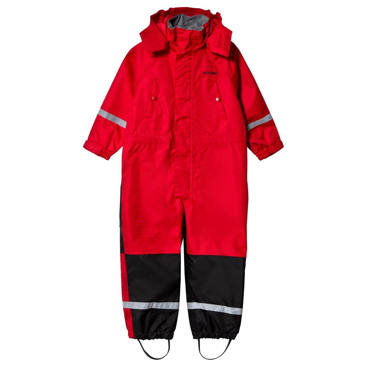 Kuling Happy Red Extreme Copenhagen Outdoor Shell Coverall