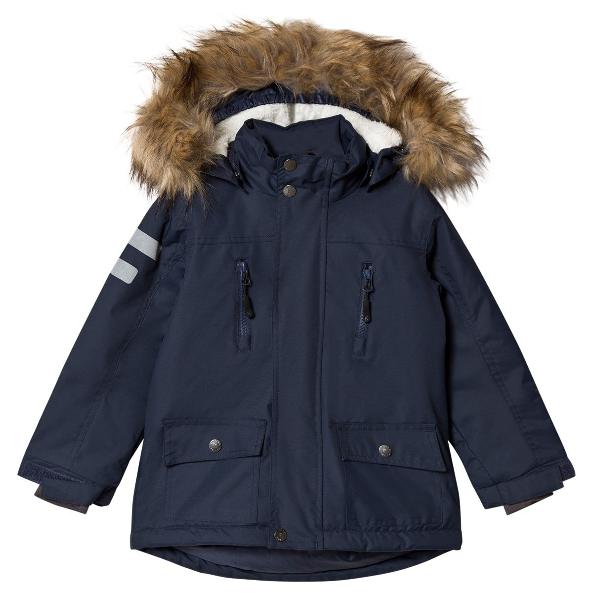 Kuling Classic Navy Val Thorens Outdoor Winter Parker