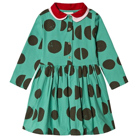 Bobo Choses Viridis Moons Princess Dress