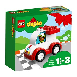 LEGO DUPLO 10860 LEGO® DUPLO® My First Race Car One Size