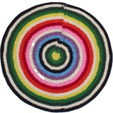 Anne-Claire Petit Small Round Multicolour Rug