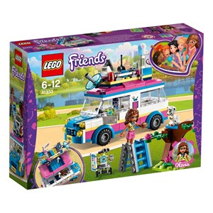 LEGO Friends 41333 LEGO® Friends Olivia's Mission Vehicle One Size