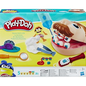 Play-Doh Doctor Drill 'n' Fill Set 3 - 11 years