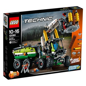 LEGO Technic 42080 LEGO® Technic™ Forest Machine One Size