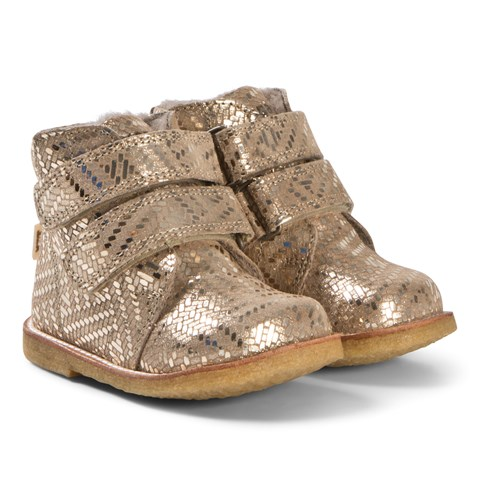 Bisgaard Gold Metal Velcro TEX Boot