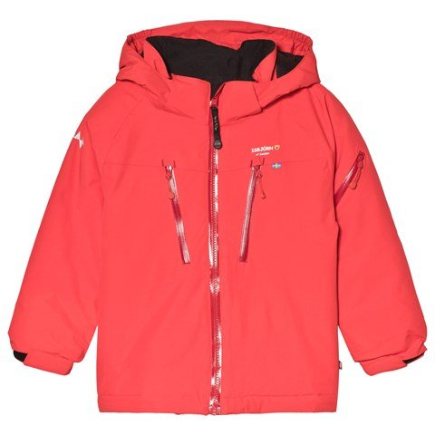Isbjörn Of Sweden Red Love Helicopter Winter Jacket  cb2ae2d4c