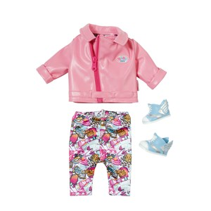 Baby Born Play and Fun Deluxe Scooter Outfit 3 - 8 years