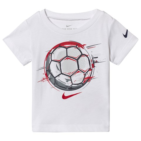 a872ad16154c Nike White Football Graphic GFX T-Shirt