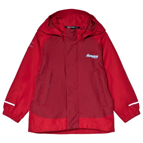 Bergans Red Knatten Jacket