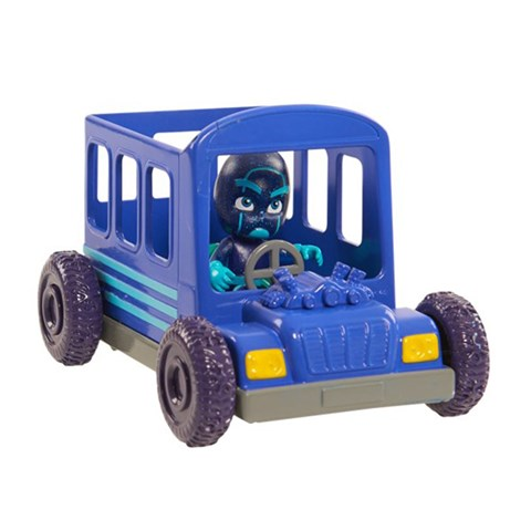 PJ Masks Night Ninja Bus Basic Vehicle