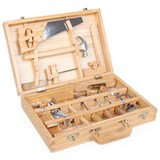 Moulin Roty 14-Piece Tool Box Set