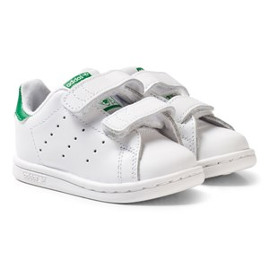 Green Stan Smith Infants Trainers