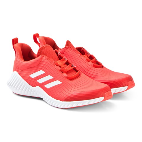 adidas Performance Red FortaRun Trainers