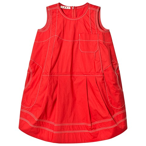 Marni Red Dress