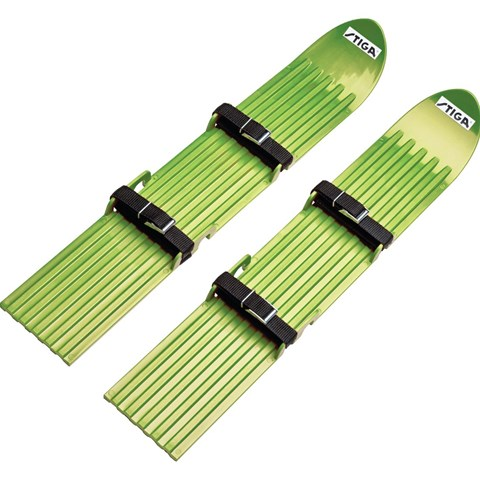 STIGA Green Micro Blade Mini Skis