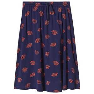 SOFT GALLERY | Soft Gallery Patriot Blue Kiss Paige Skirt 8 Years | Goxip