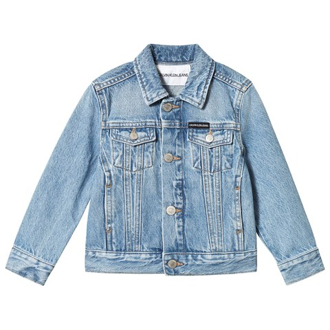 Calvin Klein Jeans Blue Denim Jacket