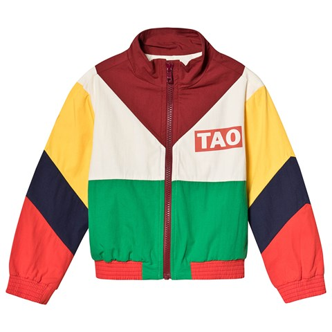 The Animals Observatory Multicolour Tao Fox Jacket