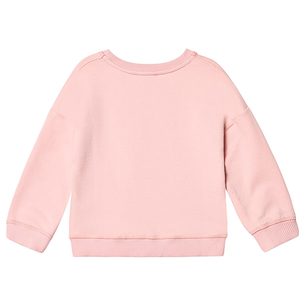 dbf3f8ab Kenzo Kids. Pink Fabric and Embroidered Tiger and Friends Sweatshirt