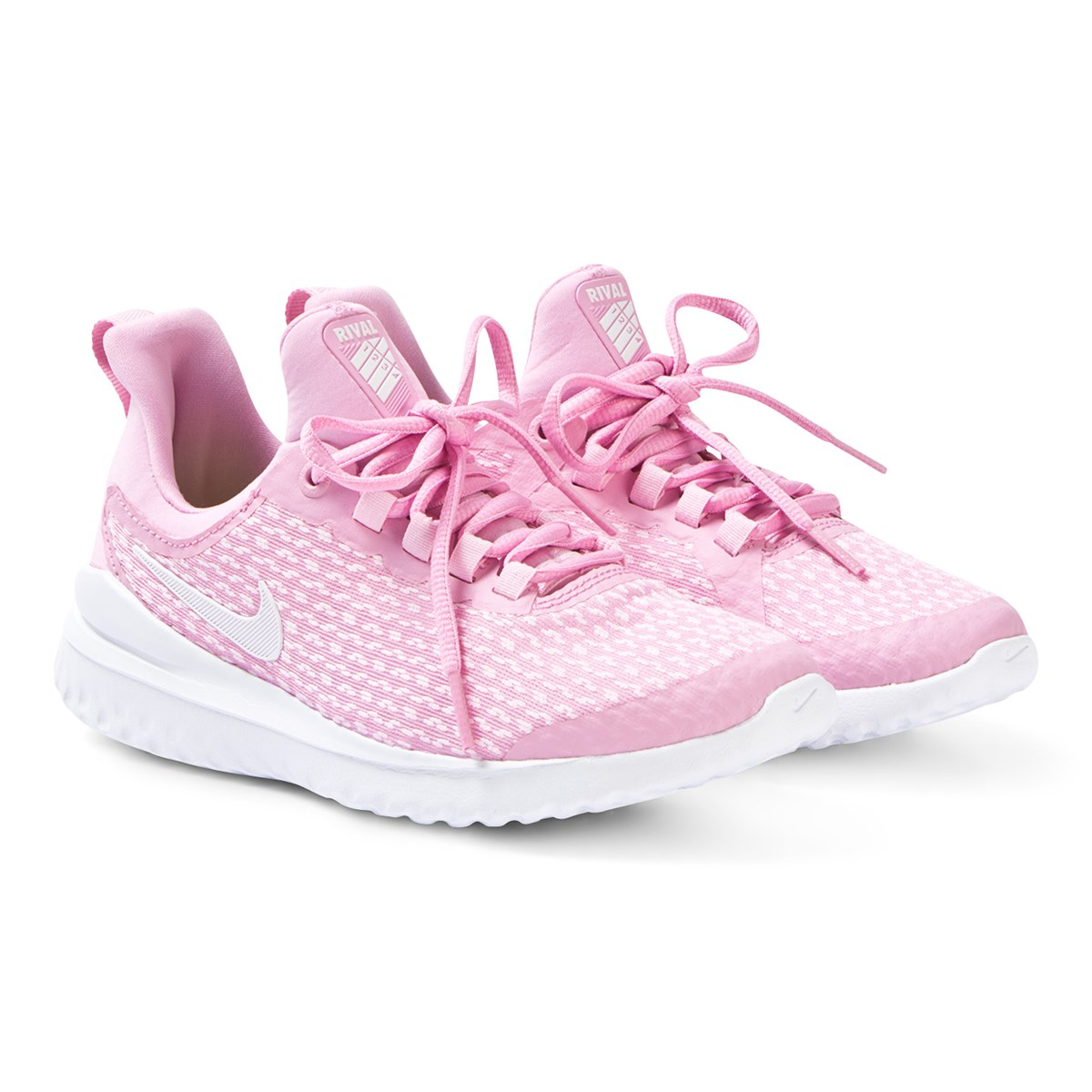 uk availability f0428 ddc94 Nike Pink Nike Renew Rival Running Trainers   AlexandAlexa