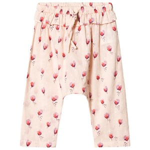 SOFT GALLERY | Soft Gallery Pale Pink Rosebud Cami Pants 24 Months | Goxip
