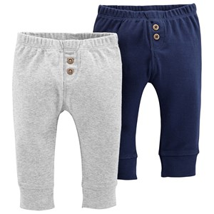 CARTER'S | Carter's Set of 2 Navy and Grey Pants 24 Months | Goxip
