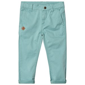 EBBE KIDS | EBBe Kids Dusty Turquoise Sten Chinos Pant 92 cm (1,5-2 Years) | Goxip