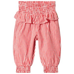 HUST & CLAIRE | Hust & Claire Red Trine Trousers 80 cm (9-12 Months) | Goxip