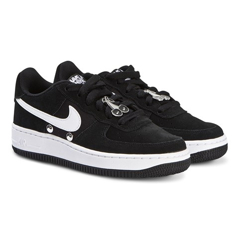 the best attitude 577c7 90405 Nike Black Nike Air Force 1 LV8 Trainers