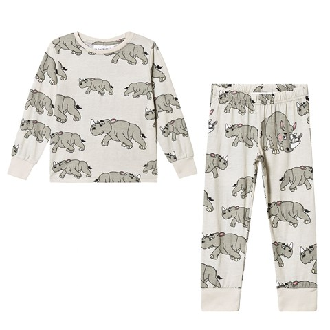 Tao & Friends Grey Rhino Pyjamas