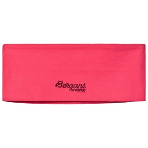 BERGANS | Bergans Bergans Dark Sorbet Youth Cotton Headband One Size | Goxip