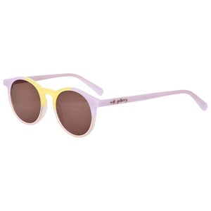 SOFT GALLERY | Soft Gallery Pink Lucky Sunglasses One Size | Goxip