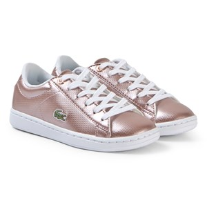 Buy Lacoste Rose Gold Carnaby Evo 119