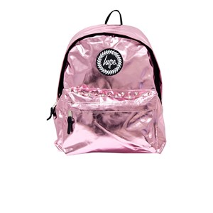 HYPE | Hype Pink Azalea Holographic Backpack One Size | Goxip