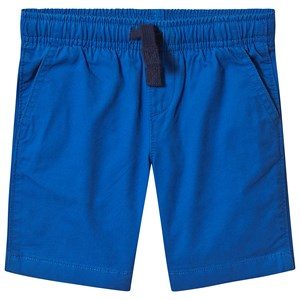 LANDS' END | Lands' End Lands' End Blue Pull Up Chino Shorts 2-3 years | Goxip
