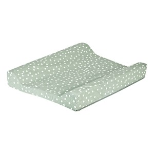 BUDDY & HOPE | Buddy & Hope Green with Dots Changing Bed One Size | Goxip