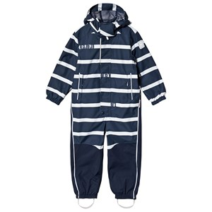 REIMA | Reima Navy Mid-Season Traffic Overall 122 cm (6-7 Years) | Goxip