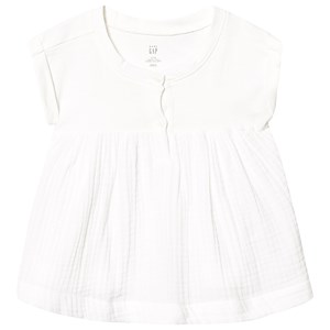 GAP | Gap Gap New Off White Blouse Top 5 Years | Goxip