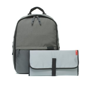 STORKSAK | Storksak Charcoal Taylor Changing Bag One Size | Goxip