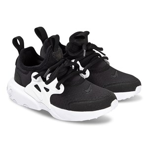 NIKE | Nike Black Nike Presto Trainers 34 (UK 2) | Goxip
