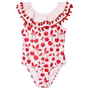 LIVLY | Livly Pink Cherry Bathing Suit 3 Years | Goxip