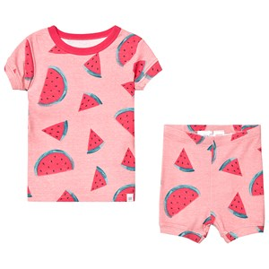 GAP | Gap Coral Frost Watermelon Print Pyjamas 4 Years | Goxip
