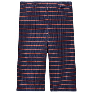 MOLO | Molo Navy And Red Stripe Aliecia Soft Pant 98 Cm (2-3 Years) | Goxip
