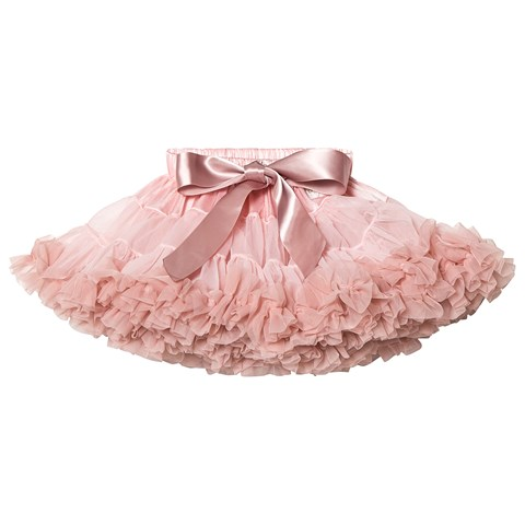 DOLLY by Le Petit Tom Rose Dusty Pink Isabella Pink Pettiskirt