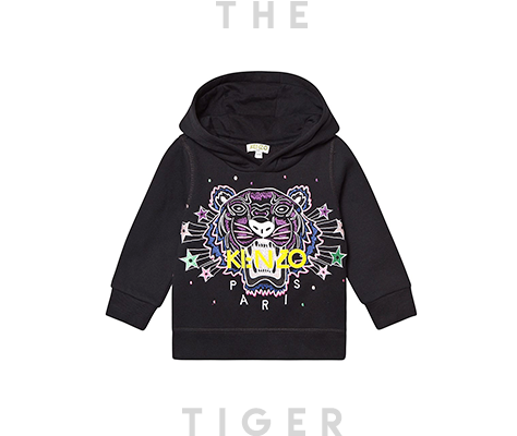 e42c901d Kenzo Kids | Tiger Sweatshirt and other Kids Clothes | AlexandAlexa