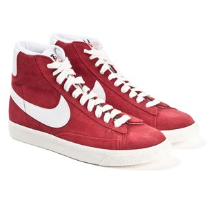 NIKE RED BLAZER MID TRAINERS