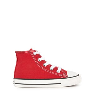 Converse Kids' Baby & Toddler Chuck Taylor Hi Casual Sneakers From Finish Line In Red