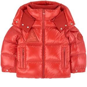 Moncler MONCLER DOWN AND FEATHER PADDING COAT
