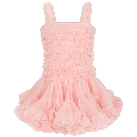 Angel's Face Rose Pink Petti Dress