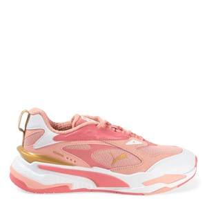 Puma PINK RS-FAST FIREWORKS JUNIOR TRAINERS